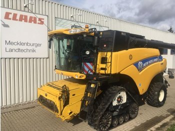 New Holland CR 9090 Raupe Allrad - moissonneuse-batteuse