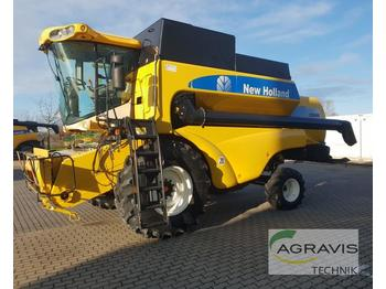 New Holland CS 660 - moissonneuse-batteuse