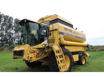 New Holland TF78 Elektra  - moissonneuse-batteuse