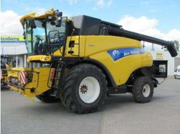 Moissonneuse-batteuse New Holland cr 9080 allrad