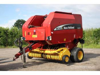 New Holland br740 cropcutter - presse à balles rondes