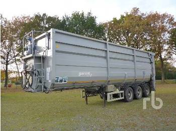 KLOOS DUO LINER Grain and Liquid Manure Trailer Tri - remorque agricole