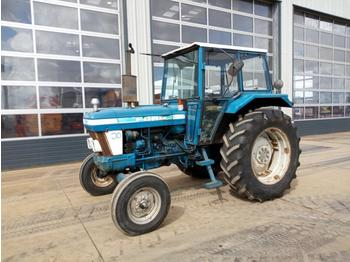 1983 Ford 5610 - tracteur agricole
