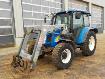 2010 New Holland T5040 - tracteur agricole