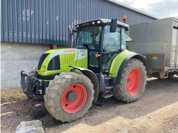 Tracteur agricole  2012 Claas Arion 530