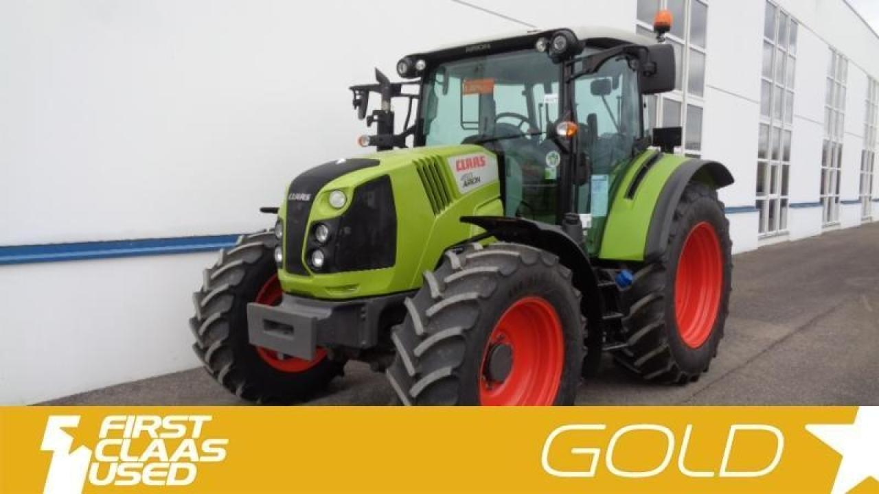 tracteur agricole CLAAS ARION 450