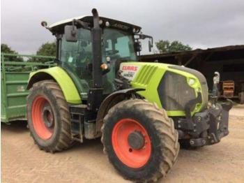 Tracteur agricole CLAAS ARION 530 T4ICMA