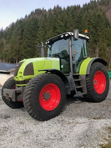 tracteur agricole CLAAS Ares 657 ATZ *3000H*