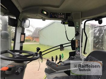 Tracteur agricole CLAAS Arion 610 Hexashift