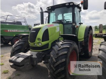 Tracteur agricole CLAAS Arion 640 CEBIS