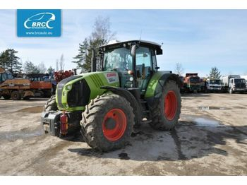 CLAAS Arion 650 - tracteur agricole