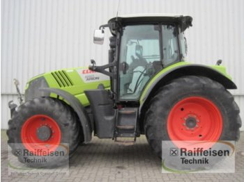 Tracteur agricole CLAAS Arion 650: photos 1