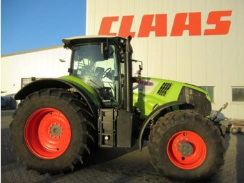 Tracteur agricole CLAAS Axion 830