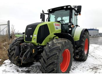 CLAAS Axion 840  - tracteur agricole