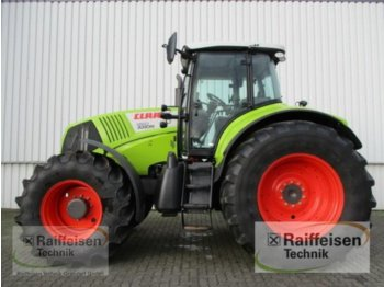 CLAAS Axion 850 CIS - tracteur agricole