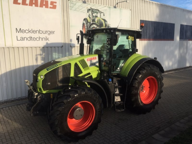 tracteur agricole CLAAS Axion 920 Cmatic