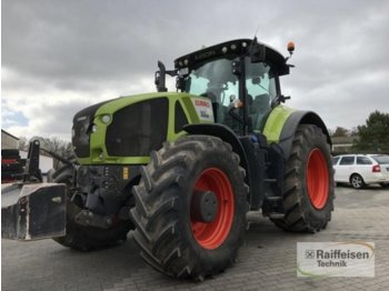 CLAAS Axion 920 Power - tracteur agricole