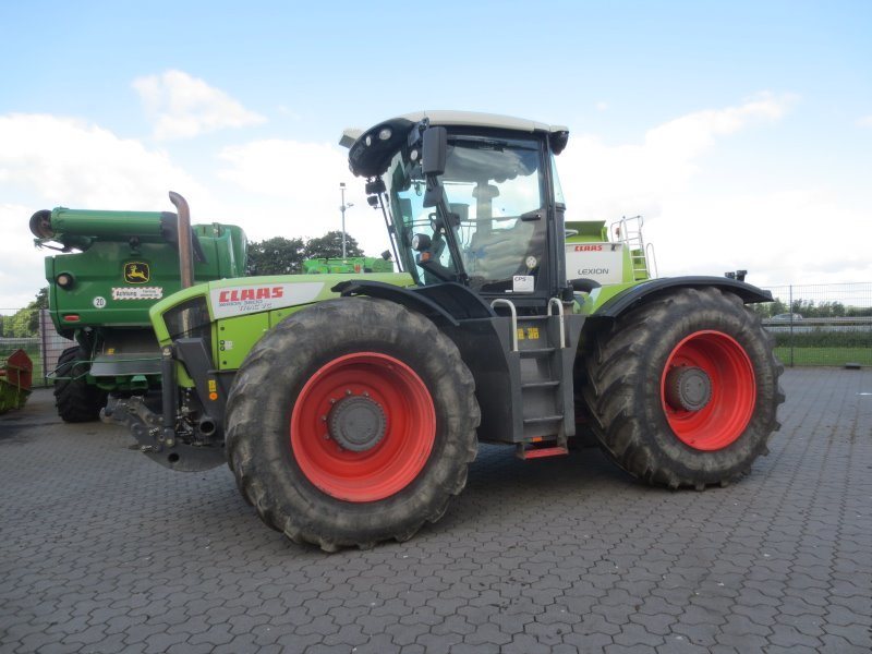 tracteur agricole CLAAS XERION 3800 TRAC-VC