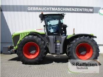 Tracteur agricole CLAAS Xerion 5000 Trac VC