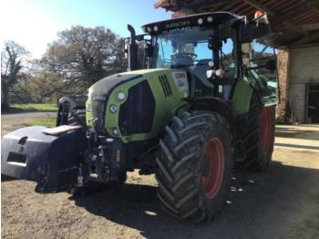 Tracteur agricole CLAAS arion650