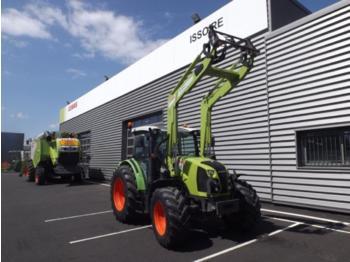 Tracteur agricole CLAAS arion 420 panoramique & fl 100