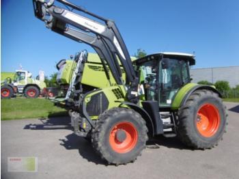 Tracteur agricole CLAAS arion 650 cebis