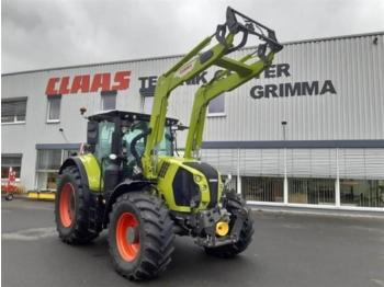 Tracteur agricole CLAAS arion 660 c-matic