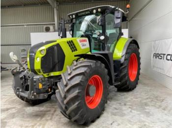 Tracteur agricole CLAAS arion 660 st4 cmatic