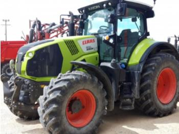 Tracteur agricole CLAAS axion 800