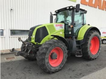Tracteur agricole CLAAS axion 810 cis