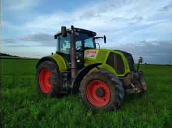 Tracteur agricole CLAAS axion 840 cebis
