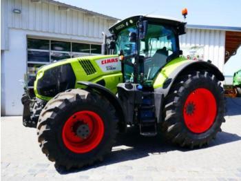 Tracteur agricole CLAAS axion 870 cmatic cebis