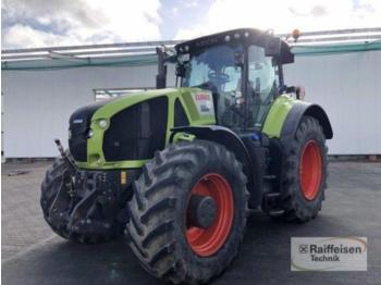 Tracteur agricole CLAAS axion 920