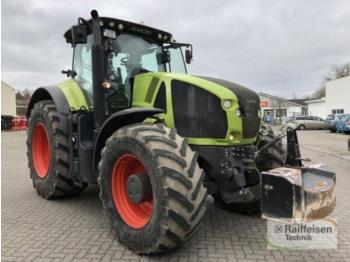 Tracteur agricole CLAAS axion 920 power
