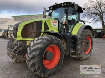 Tracteur agricole CLAAS axion 940