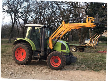 Tracteur agricole Claas 547 ATX