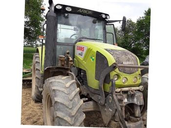 Claas ARION410 - tracteur agricole
