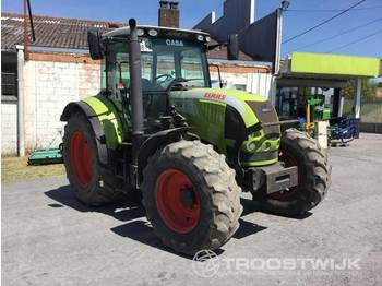 Tracteur agricole Claas Arion 620