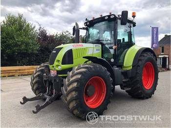 Claas Arion 640 - tracteur agricole