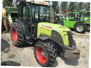 Tracteur agricole Claas Nectis 247 F