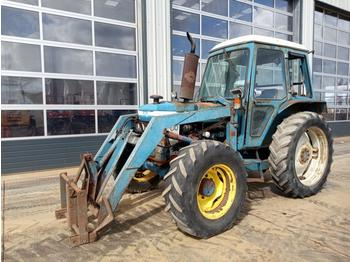 Ford 6610 - tracteur agricole