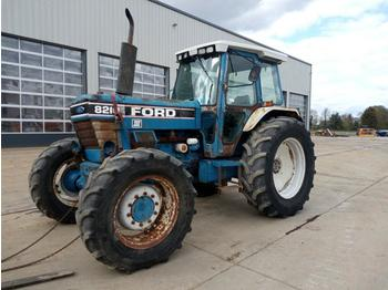 Ford 8210 - tracteur agricole