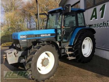 Ford 8340 SLE - tracteur agricole