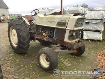 Ford Commander 6000 - tracteur agricole