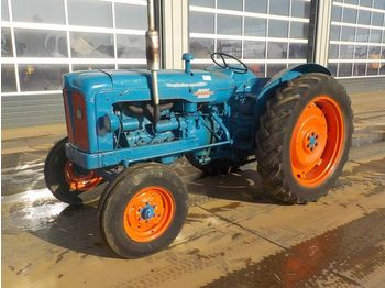 Fordson Major - tracteur agricole