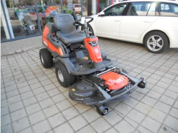 Husqvarna rider r 420 tsx - tracteur agricole