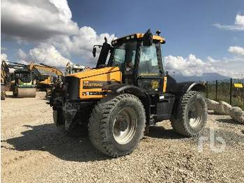 JCB FASTRAC 2140 4WD Agricultural Tractor - tracteur agricole