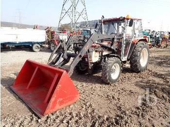 LINDNER 1600 - tracteur agricole
