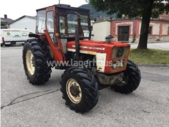 Lindner 650sa - tracteur agricole