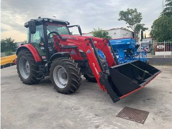 MASSEY FERGUSON MF5712 S EFFICENT DYNA 6  for rent - tracteur agricole